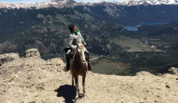 Living inner a fairytale: A horse using safari thru Patagonia, Argentina
