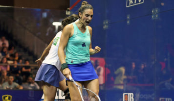 World Tour Finals: Serme Gets Revenge Over Gohar as Final Spots Decided