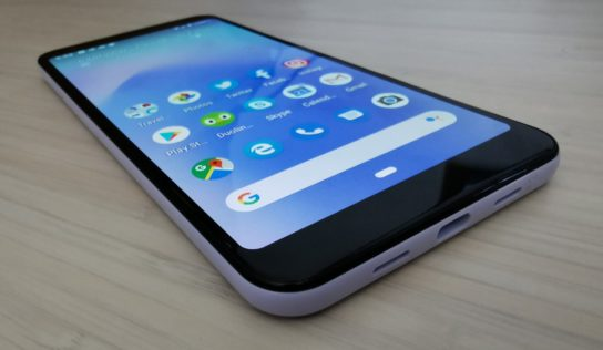 Actual Google Pixel 4 noticed being used exterior