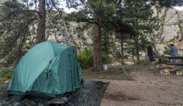 Best places for tent camping in northern Colorado