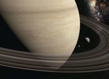 Saturn's Largest Moon Would Make an Unbelievable Vacation Spot