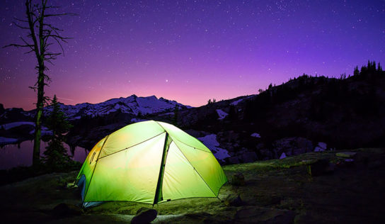 Nine quality things you could buy to stage up your subsequent tenting trip