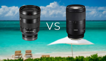 Tamron 28-75mm f/2.8 RXD vs Sony 24-105mm f/4 OSS
