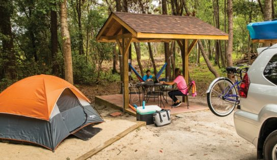 The reason greater millennials are choosing tenting holidays within the US