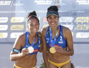 Artacho and Clancy claim FIVB Beach World Tour glory in Warsaw