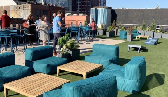 Building a Stronger Midway: Feels like summer – find a laugh outside