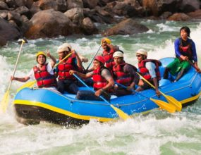 Airbnb is promoting $five,000 rafting tours and other adventures