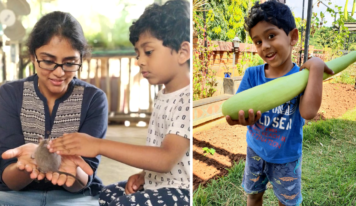 Learning & Traveling: Bengaluru Mother's Home-Schooling Ideas