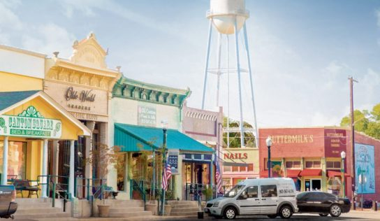 The excellent little towns to live if you love the outside