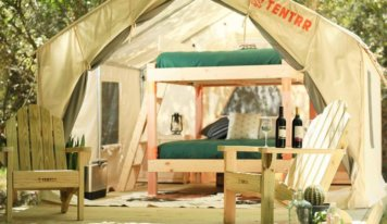 The 'Airbnb of Camping' Is Bringing Glamping To State Parks