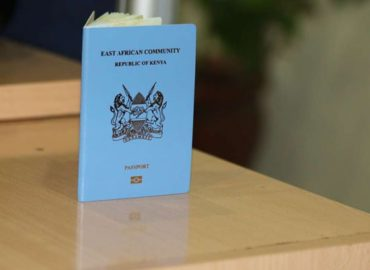 No Schengen visa for Kenyans with out e-passports from Saturday