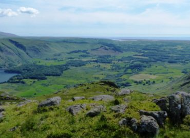 Skip the Lakes and notice the Cumbrian coast – without a car