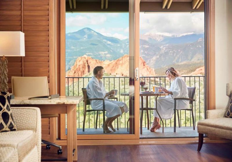 Garden of the Gods Resort and Club, a Luxury Health and Wellness destination